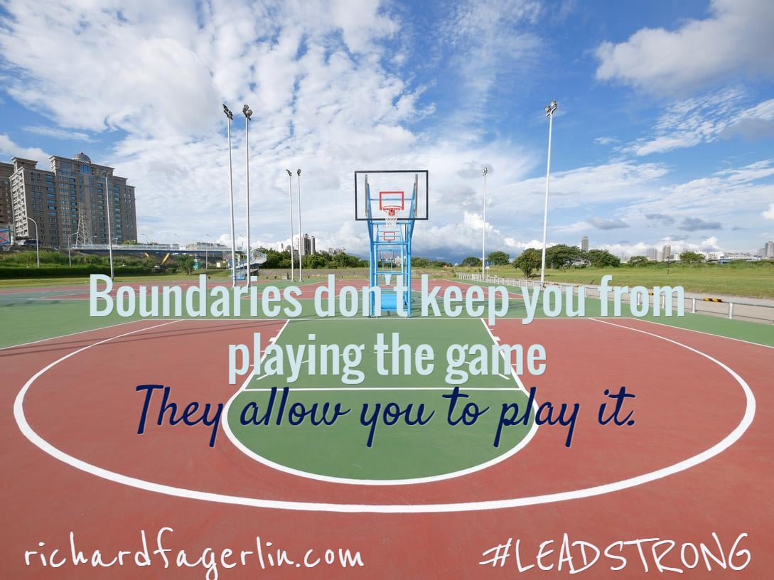 The Power of Effective Boundaries – It may not be easy but it doesn't have to be painful