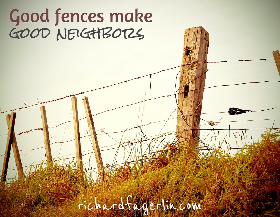 Good Fences Make Good Neighbors – The Power of Effective Boundaries