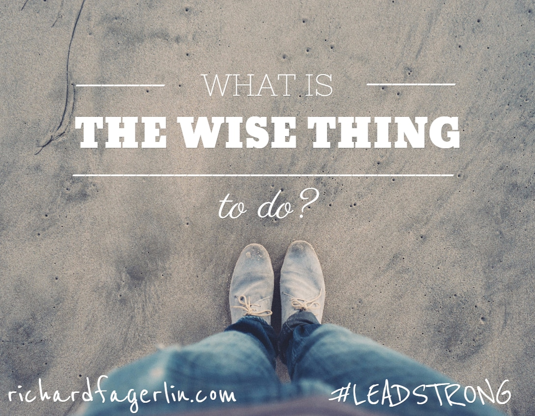 The Power of a Good Question – The Greatest Question Ever